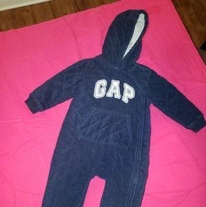 Warm Toddler Boys Winter Bodysuit